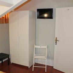 Отель Residencial Lunar 3* Номер категории Эконом с различными типами кроватей фото 11