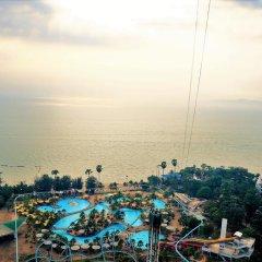 Отель Pattaya Park Beach Resort 4* Номер Делюкс фото 6