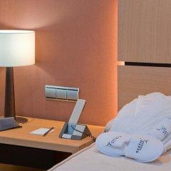Hotel Silken Puerta de Valencia 4* Стандартный номер с различными типами кроватей фото 3