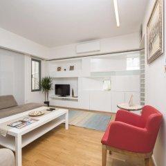Thera Suite 2* Улучшенные апартаменты с различными типами кроватей фото 12