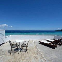 Отель Antigoni Beach Resort 4* Апартаменты с различными типами кроватей фото 2