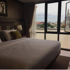 Отель Sala Arun 4* Улучшенные апартаменты фото 8