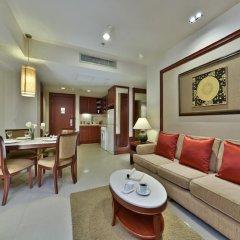 Отель Centre Point Sukhumvit Thong-Lo 4* Люкс Премиум с различными типами кроватей фото 2