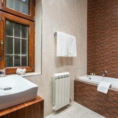 Отель Evropa Сербия, Белград - отзывы, цены и фото номеров - забронировать отель Evropa онлайн ванная