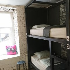 Хостел Сова Стандартный номер с разными типами кроватей фото 10