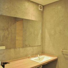 Отель Le Tissu Résidence Бельгия, Антверпен - отзывы, цены и фото номеров - забронировать отель Le Tissu Résidence онлайн ванная
