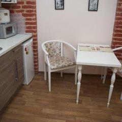 Апартаменты Nevskiy Air Inn 3* Студия с различными типами кроватей фото 11