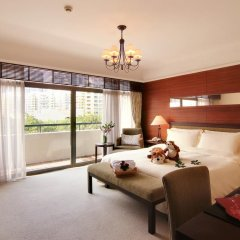 Апартаменты Portofino International Apartment Улучшенный люкс с различными типами кроватей фото 3