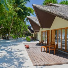 Отель Adaaran Select Hudhuranfushi 4* Вилла фото 6