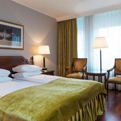 Thon Hotel Bristol Oslo 4* Стандартный номер фото 10