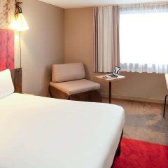 Отель ibis Le Bourget 3* Стандартный номер с различными типами кроватей фото 4