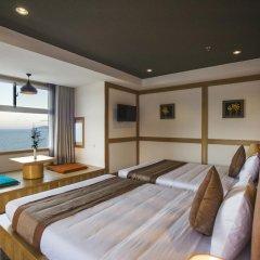 SeaSing Boutique Hotel 3* Семейный люкс с двуспальной кроватью фото 6
