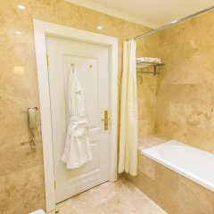 Гостиница Новомосковская 5* Стандартный номер с двуспальной кроватью фото 8