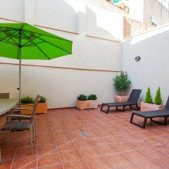 Отель Key San Pau House Terrace Barcelona Барселона бассейн