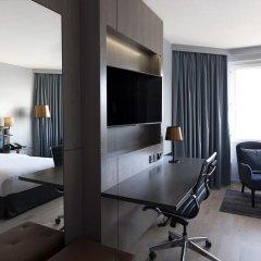 Отель Hilton Helsinki Strand 4* Представительский номер с 2 отдельными кроватями фото 7