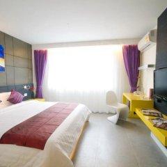 Отель Park Residence Bangkok 3* Улучшенный номер фото 11