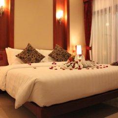 Отель Patong Hemingways 3* Улучшенный номер двуспальная кровать фото 10