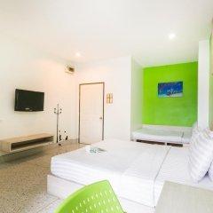 Отель The Fifth Residence 3* Улучшенный номер с различными типами кроватей