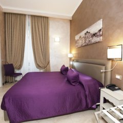 Отель Aelius B&B by Roma Inn 3* Стандартный номер с различными типами кроватей фото 18