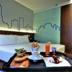 Отель Galleria 10 Sukhumvit Bangkok by Compass Hospitality 4* Стандартный номер с различными типами кроватей фото 5
