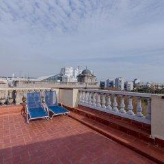 Del Mar Hotel 3* Стандартный номер с различными типами кроватей фото 18