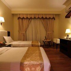 Отель Al Maha Residence RAK 3* Стандартный номер с различными типами кроватей фото 4