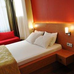 Хостел Antique Стандартный номер двуспальная кровать фото 15