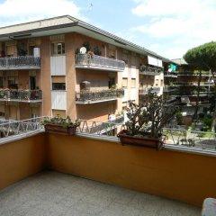 Отель Casa Vacanze Rosselle Италия, Рим - отзывы, цены и фото номеров - забронировать отель Casa Vacanze Rosselle онлайн балкон