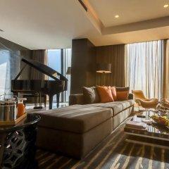 Отель Amman Rotana 5* Президентский люкс с различными типами кроватей фото 13