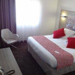 Отель Best Western Saphir Lyon 4* Стандартный номер с различными типами кроватей фото 10