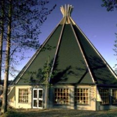 Отель Nordkalotten Hotell & Konferens