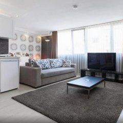 Отель Defne Suites Апартаменты с различными типами кроватей фото 38