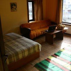 Отель Guesthouse KaraIvan Чепеларе комната для гостей фото 2