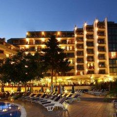 Отель Edelweiss- Half Board Болгария, Золотые пески - отзывы, цены и фото номеров - забронировать отель Edelweiss- Half Board онлайн вид на фасад фото 4