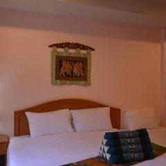 Отель Seven Oak Inn 2* Стандартный семейный номер с двуспальной кроватью фото 2