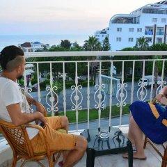 Sırma Garden Hotel Сиде балкон