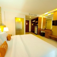 Отель P.S Hill Resort 3* Стандартный номер с двуспальной кроватью фото 17