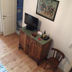 Отель Guest House Dasos Kynthos Бельгия, Брюссель - отзывы, цены и фото номеров - забронировать отель Guest House Dasos Kynthos онлайн удобства в номере фото 2
