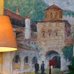 Отель El Capitan Ситония интерьер отеля