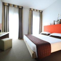 Hotel Trieste 4* Улучшенный номер двуспальная кровать фото 3