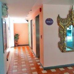 Отель Sawasdee SeaView интерьер отеля фото 2