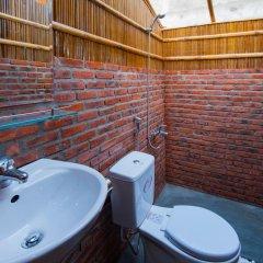 Отель Tra Que Flower Homestay ванная
