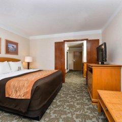 Отель Comfort Inn & Suites Durango 2* Люкс с различными типами кроватей фото 3