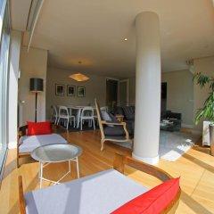 Отель Art7 The Apartment Испания, Сан-Себастьян - отзывы, цены и фото номеров - забронировать отель Art7 The Apartment онлайн балкон