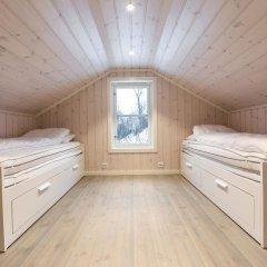 Отель Stranda Booking 3* Коттедж с различными типами кроватей фото 11