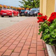 Отель Willa Jolanta парковка