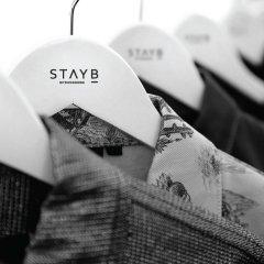 STAY B Hotel Myeongdong ванная фото 2