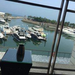 Отель Shenzhen Marina Club Шэньчжэнь балкон