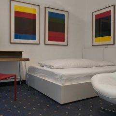 Hotel Kunsthof 3* Стандартный номер с различными типами кроватей фото 6