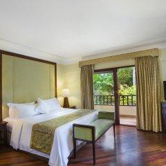 Отель The Laguna, a Luxury Collection Resort & Spa, Nusa Dua, Bali 5* Представительский люкс с различными типами кроватей фото 8
